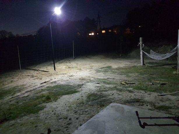 150W LED Lampa Parkowa uliczna ogrodowa solarna. Gwarancja Cena brutto
