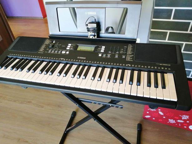 Keyboard yamaha psr.e363+stojak gratis