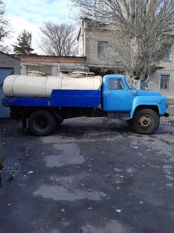 Продам молоковоз газ 53
