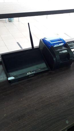 Сенсорньій Pos терминал