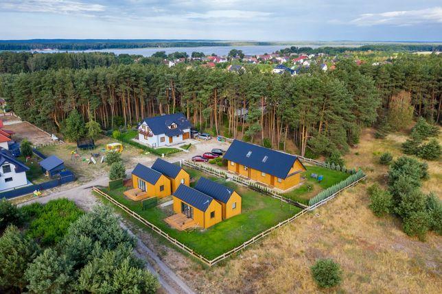 Domki fińskie /Lubogoszcz - Przyjazne domki