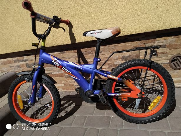 Rower koła 16 cali