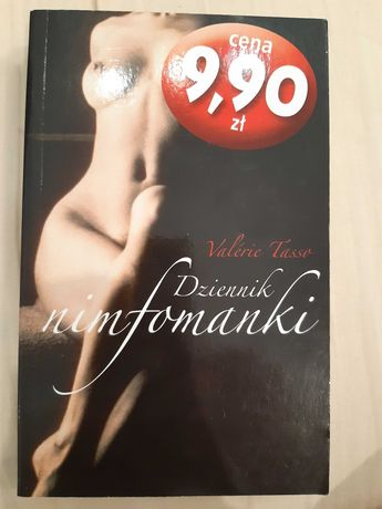 DZIENNIK NIMFOMANKI - prawdziwa historia. Erotyk. Tanio.
