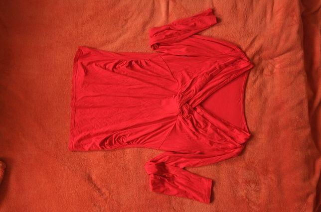 Bluzka ciążowa 42 xl długi rękaw