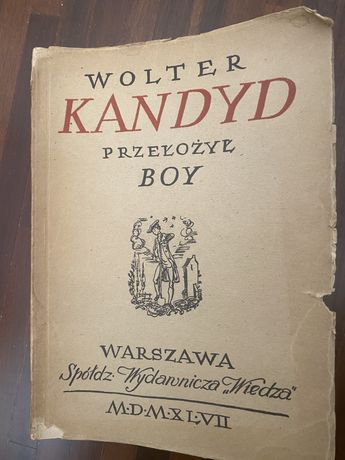 Wolter - Kandyd