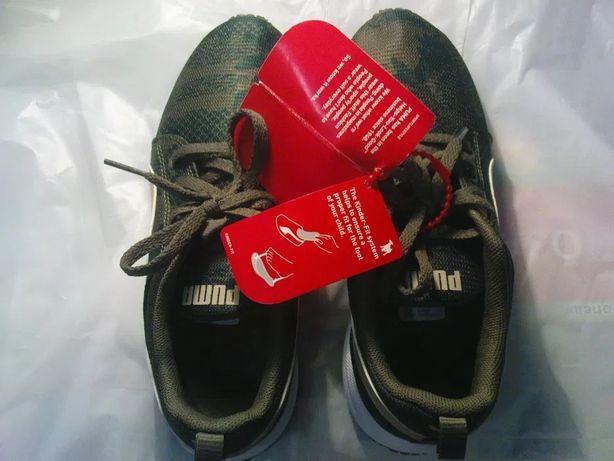 Продам детские летние фирменные кроссовки PUMA
