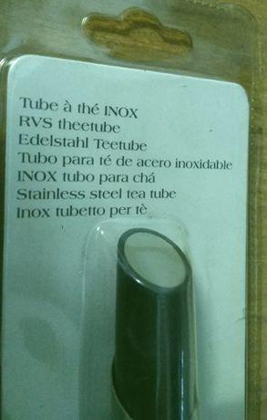 Tubo Chá Inox IKEA