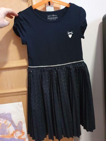 Sukienka Reserved,rozmiar 128