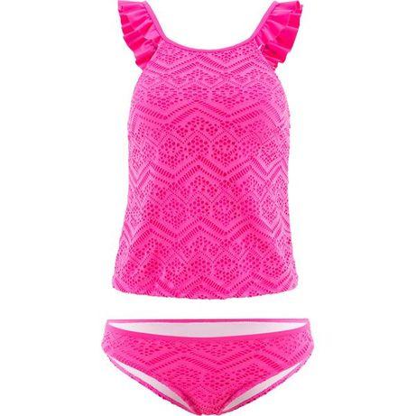 Takkini strój kąpielowy Bonprix