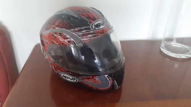 Kask motocyklowy Naxa
