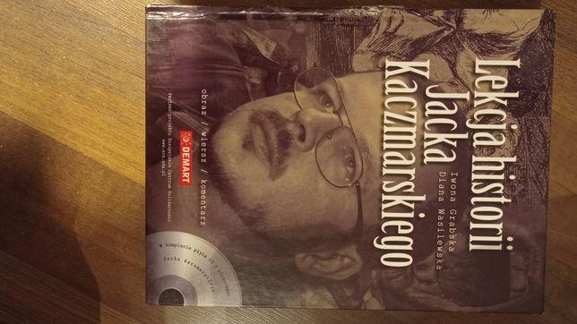 Lekcja historii Jacka Kaczmarskiego.
