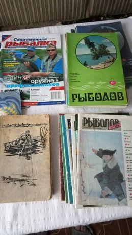 Продам журналы Рыболов