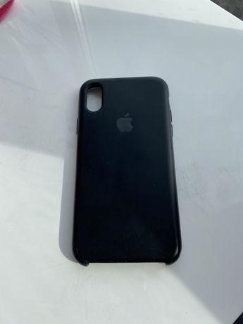 Силиконовый чехол на iPhone XS max