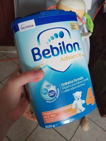 Mleko modyfikowane Bebilon 4