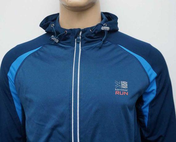 Męska bluza KARRIMOR RUN L sportowa biegowa hoodie