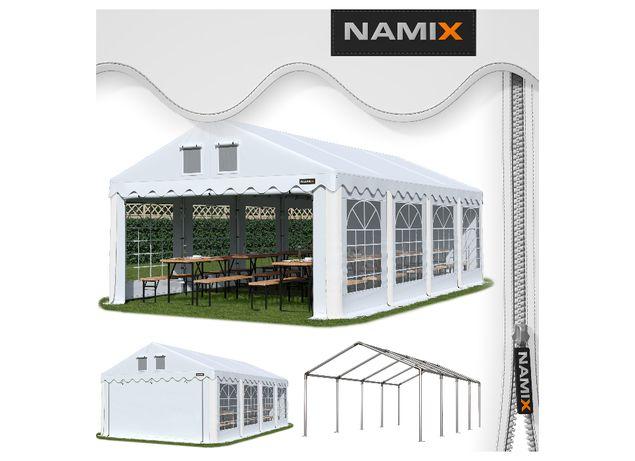 Namiot COMFORT 3x8 imprezowy handlowy altana PVC 560g/m2
