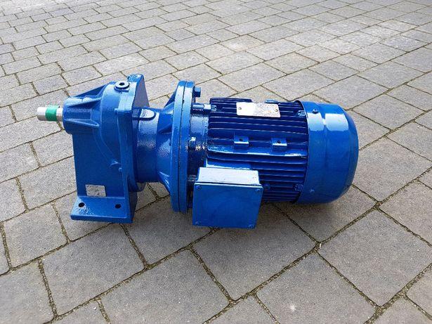 Motoreduktor przekładnia 2,2 kW 350 obr