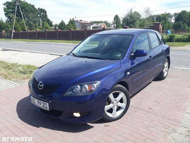Mazda 3 LIFT / KLIMATRONIC / Serwis / Z Niemiec!