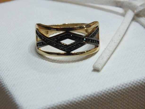 **Nowy złoty pierścionek 3,36g p.585-Lombard Stówka**