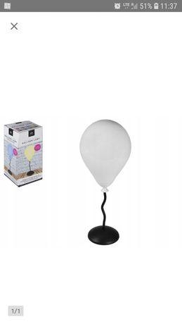 Lampka w kształcie balonu