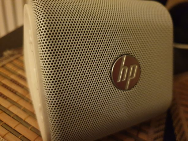 Głośnik bezprzewodowy HP Roar Mini biały