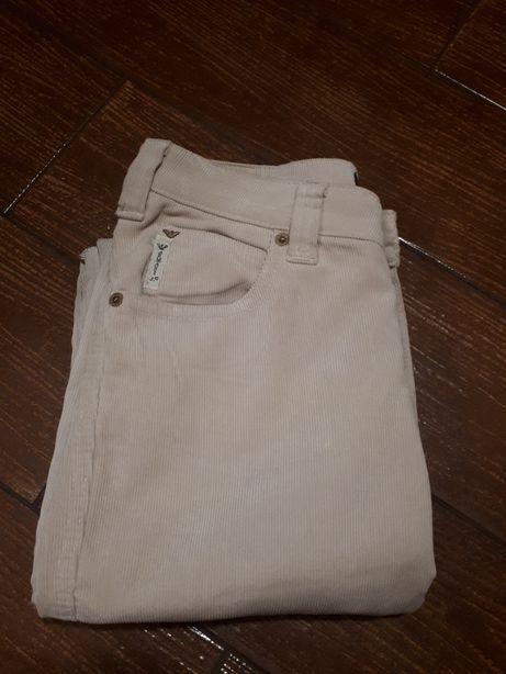 Вєльвєтові брюки Armani Jeans фірмові