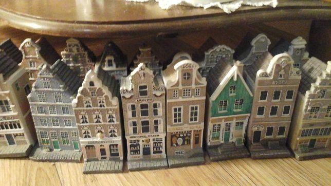 Сувенирные домики Голландии.