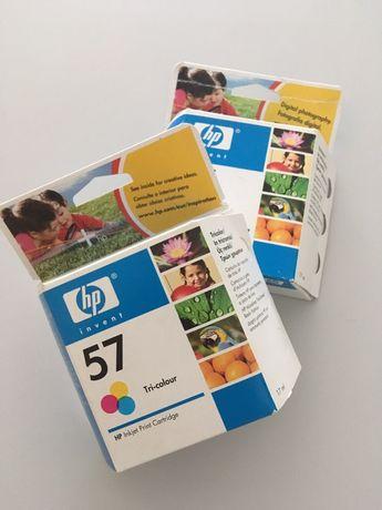 Pack de 2 - HP 57 C6657AE (Originais)
