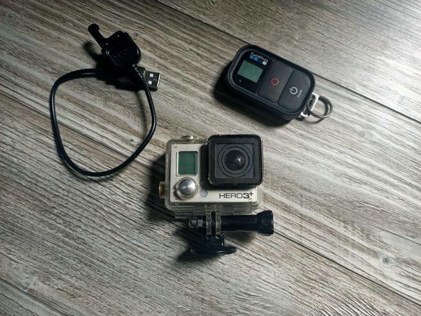 GoPro 3+ i pilot