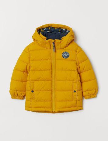 Куртка зима 122 см H&M