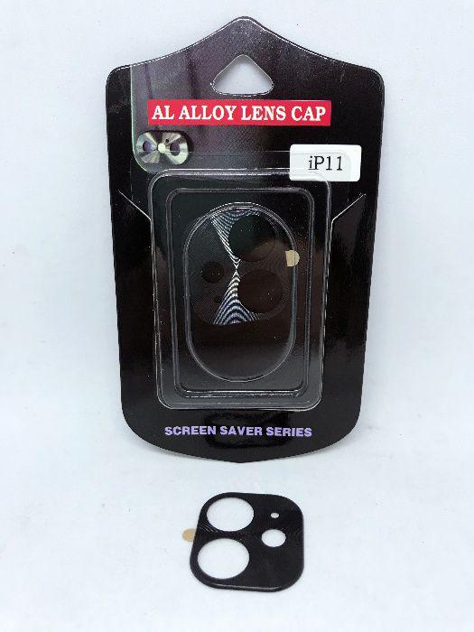 Protector para câmara traseira iPhone 11 / 11 Pro/11 Pro Max/XR/XS/etc