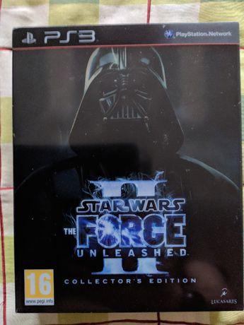 Star Wars Force Unleashed 2 (PS3) - Edição de Colecionador