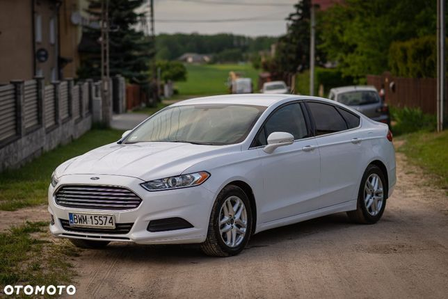 Ford Fusion Ford Fusion