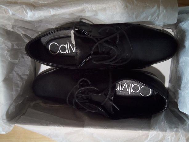 туфли Calvin Klein Men's Dillinger Oxford
