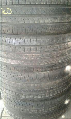 255/45/20 Pirelli scorpion verde