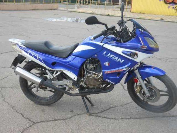 Продам МОТО Lifan lf125-30