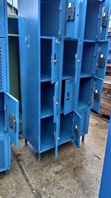 szafa metalowa safe-omat na zakupy przechowalnia