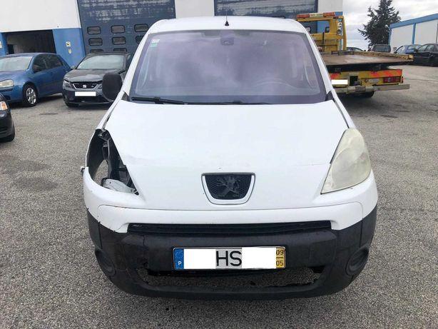 Peugeot Partner 1.6 HDI Van 3 LUG Cx Isotérmica de 2009