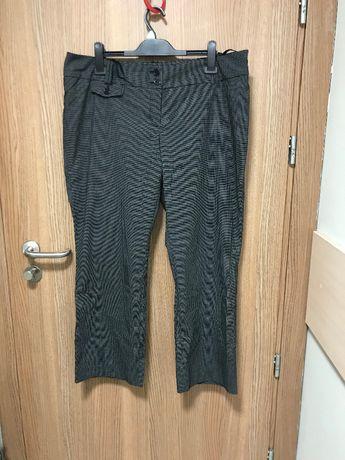 Modelujące spodnie w kratkę M.I.M r. 48/50 NOWE z wszystymi szortami