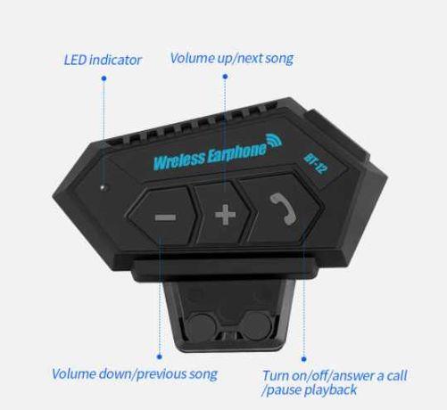 Intercomunicador Bluetooth Mota