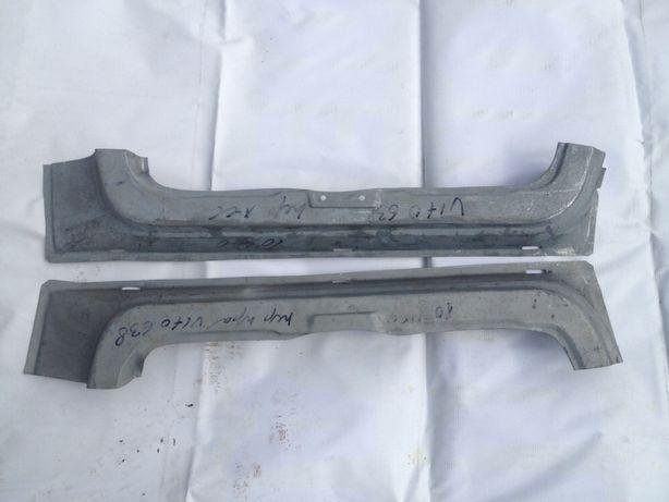Низ дверей на вито Ремонтные вставки пороги багажник крылья двери Merc