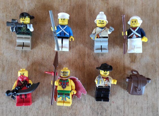 Minifiguras Lego originais