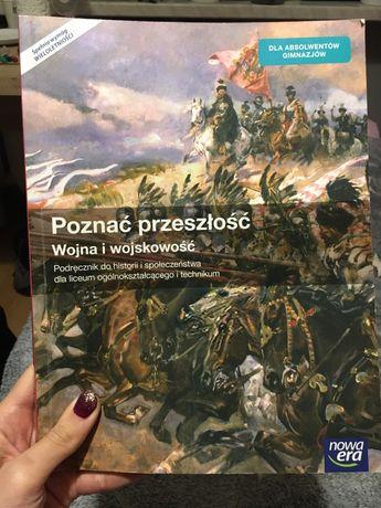 """Podręcznik Poznać Przeszłość """"Wojna i Wojskowość"""
