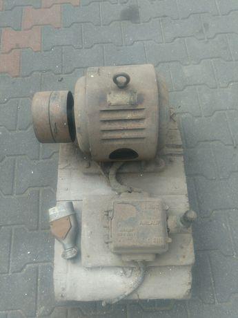 Silnik elektryczny AEG 380v 4,5kw zabytek