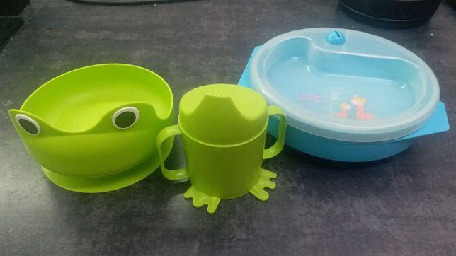 Набор детской посуды IKEA, тарелка Campol