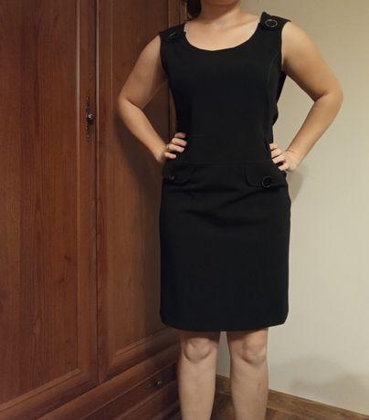 Sukienka czarna rozmiar 36-38