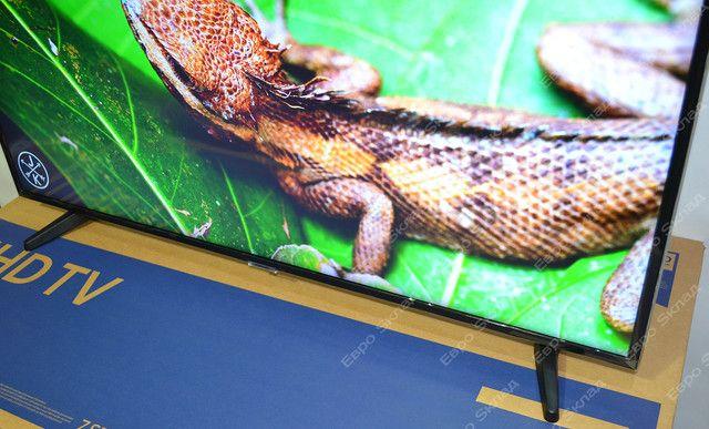 """Доставим до двери Телевизор Samsung 32"""" со Smart tv,WiFi и Т2 Самсунг"""