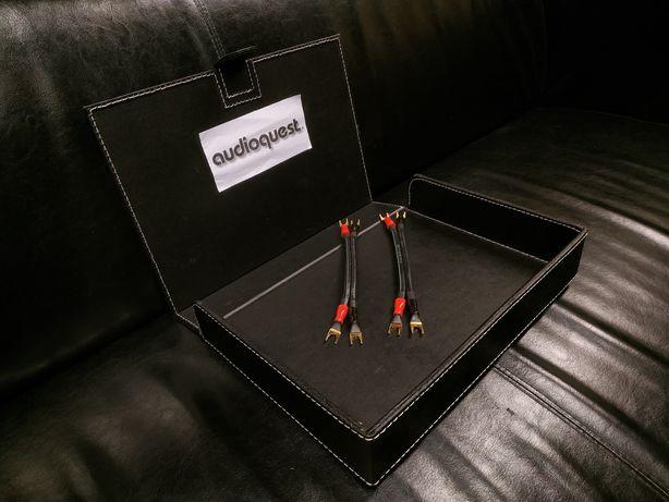 AudioQuest Rocket 11 zworki do kolumn widła lub bana Trans Audio Hi-Fi