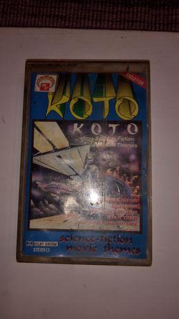 Koto -  plays Science-fiction - kaseta magnetofonowa