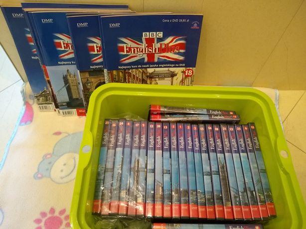 BBC English książki i płyty